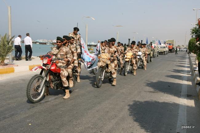 گزارش تصویری رژه 2